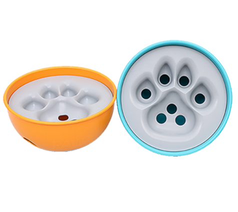 Paw5 dog bowl feeder product at Extreme Molding in our markets