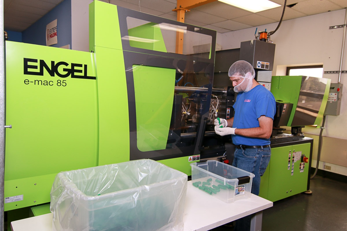Selective Automation: A Higher Standard of Injection Molding
