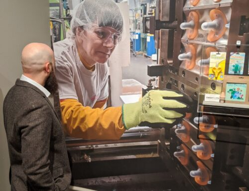 """Extreme Molding honored in """"Telling Her Story"""" Museum Exhibit"""