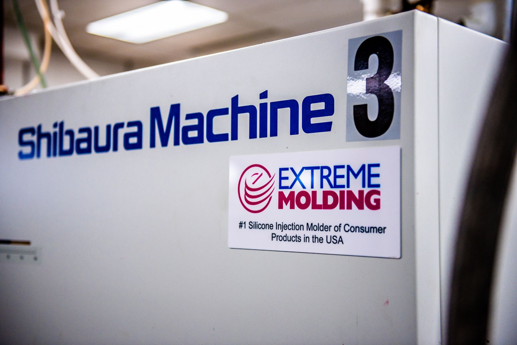 Shibaura Machine at Extreme Molding in Watervliet NY